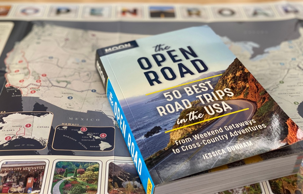 The Open Road book